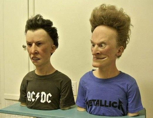 Terrifying: Ultra-Realistic Beavis & Butthead