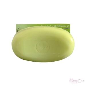 Savon silka papaya vert