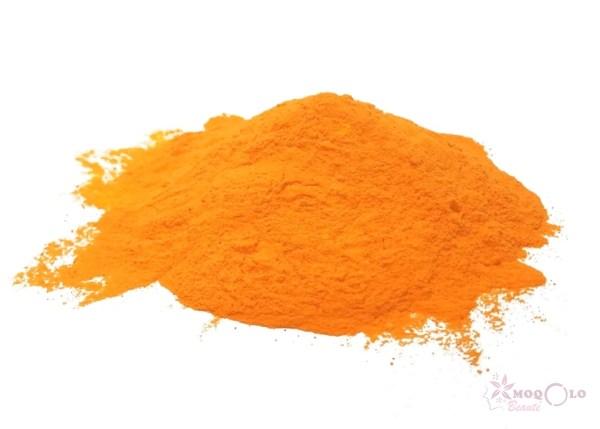 poudre d orange , cheveux crepus soins du visage
