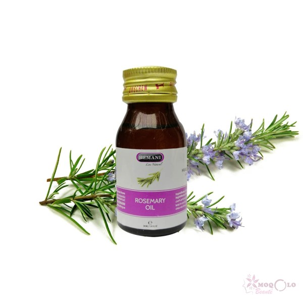 huile vegetale de romarin 30 ml
