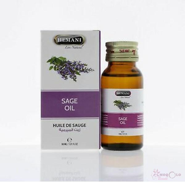 huile vegetale de sauge 30 ml