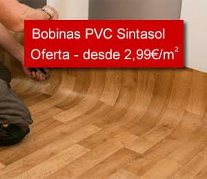 Suelo PVC Sintasol Oferta