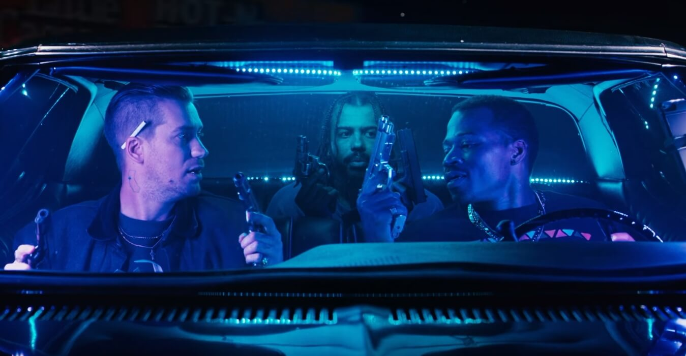 """""""Blindspotting"""": El hit de Sundance llega con un trailer cargado de demencia, balas y violencia policial"""
