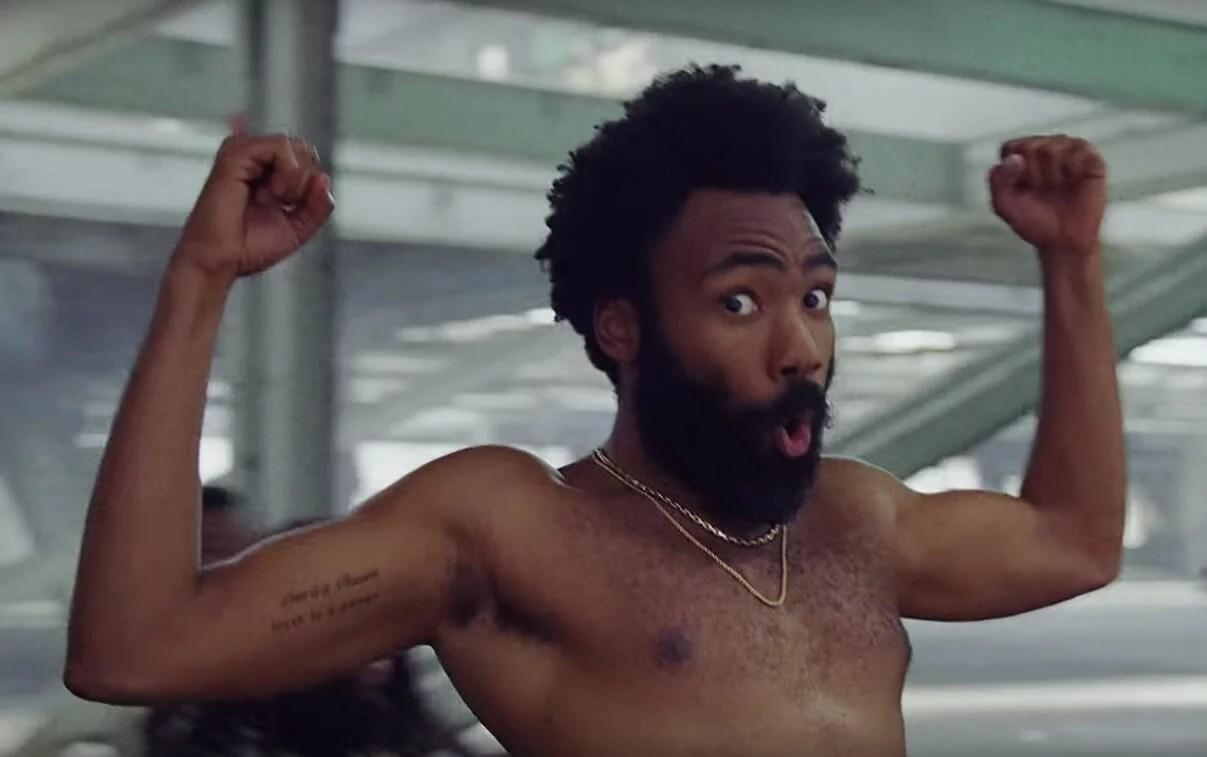 """Childish Gambino ofrece una sátira política y perturbadora en su nuevo video """"This Is America"""""""