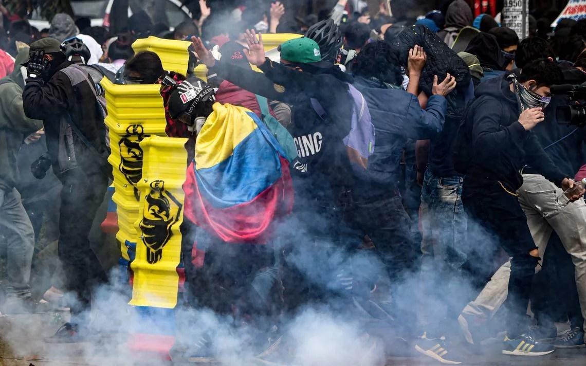 Todo lo que necesitas saber acerca de las protestas sociales en Colombia