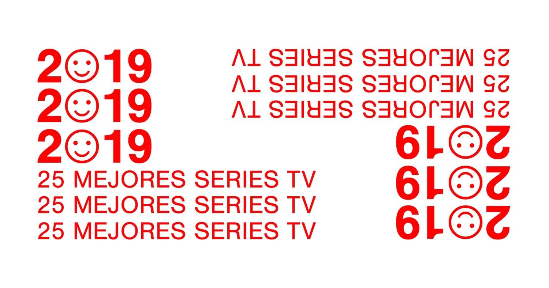 Las 25 mejores series de televisión del 2019