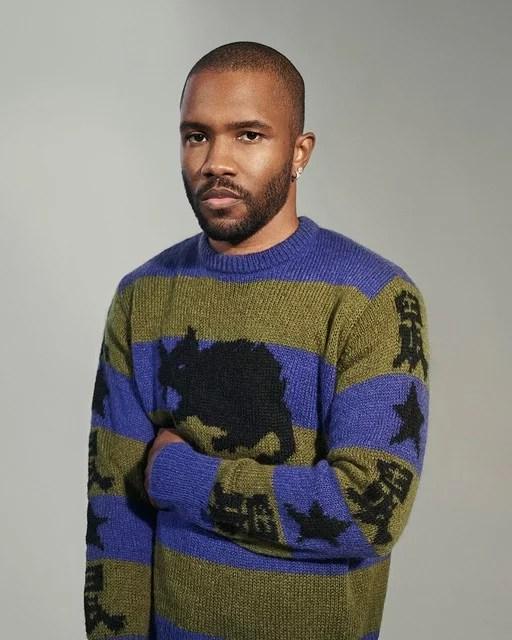 Frank Ocean es el nuevo embajador de Marc Jacobs en esta cápsula streetwear