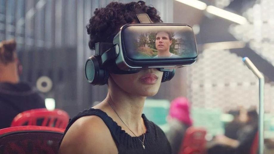 """""""Upload"""": La nueva serie sci-fi de Amazon nos lleva al afterlife digital con un poco de humor negro"""