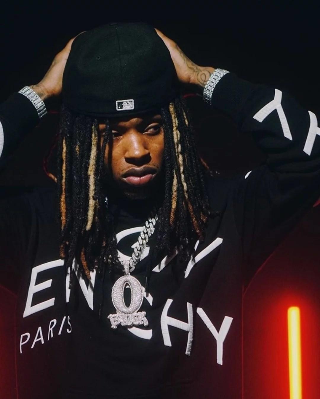 El rapero King Von fue asesinado a tiros fuera de un club nocturno de Atlanta