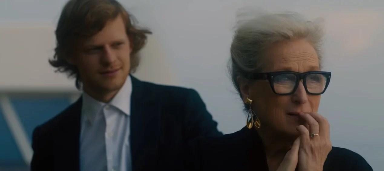 """""""Let Them All Talk"""": Meryl Streep se embarcará en un crucero literal y emocional en lo nuevo de Steven Soderbergh"""