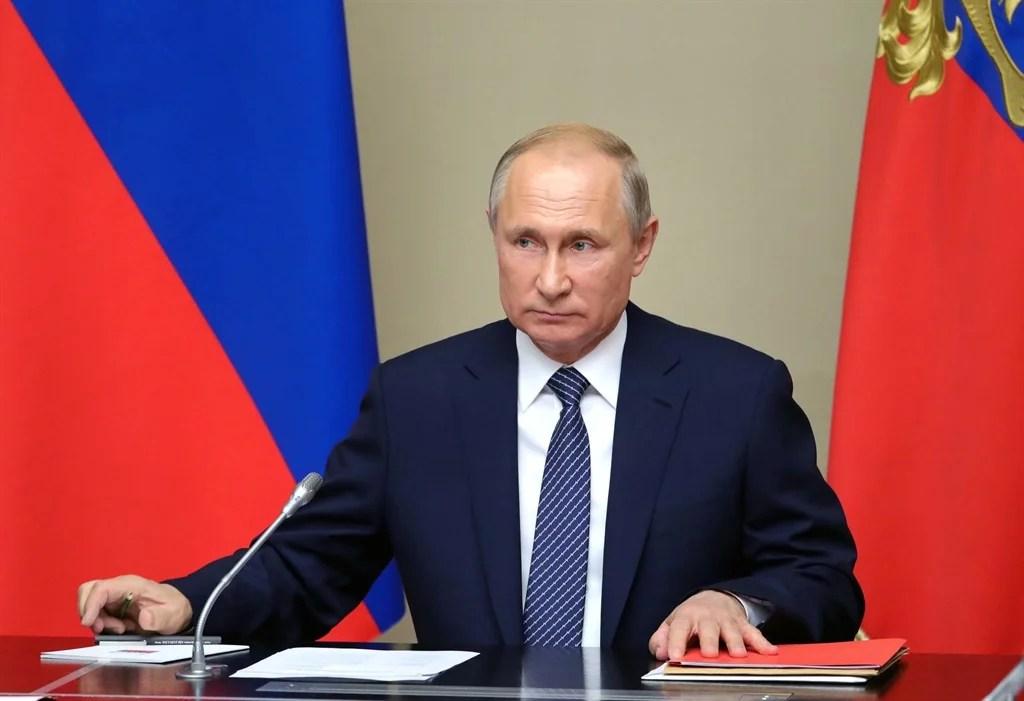 Rusia propone ley que daría a ex-presidentes inmunidad penal de por vida