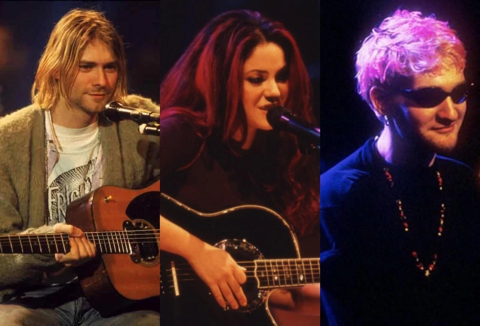 """Los 8 mejores """"MTV Unplugged"""" de la historia"""