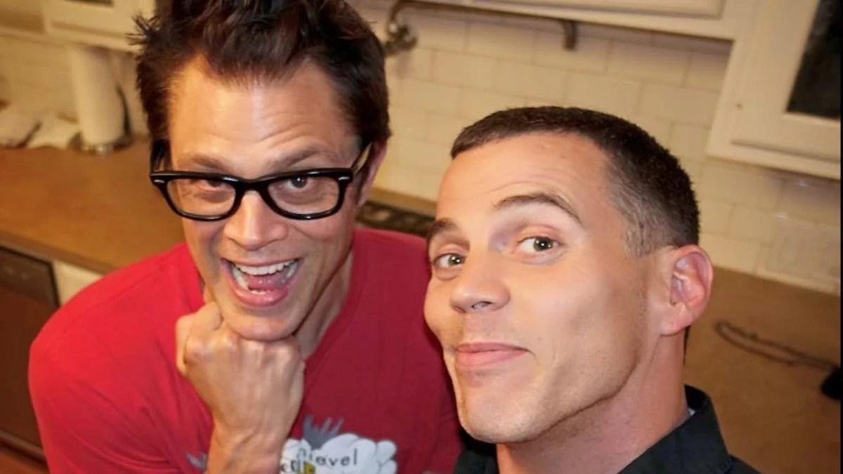 """""""Jackass 4"""": Johnny Knoxville y Steve-O terminaron en el hospital en el segundo día del rodaje de la película"""