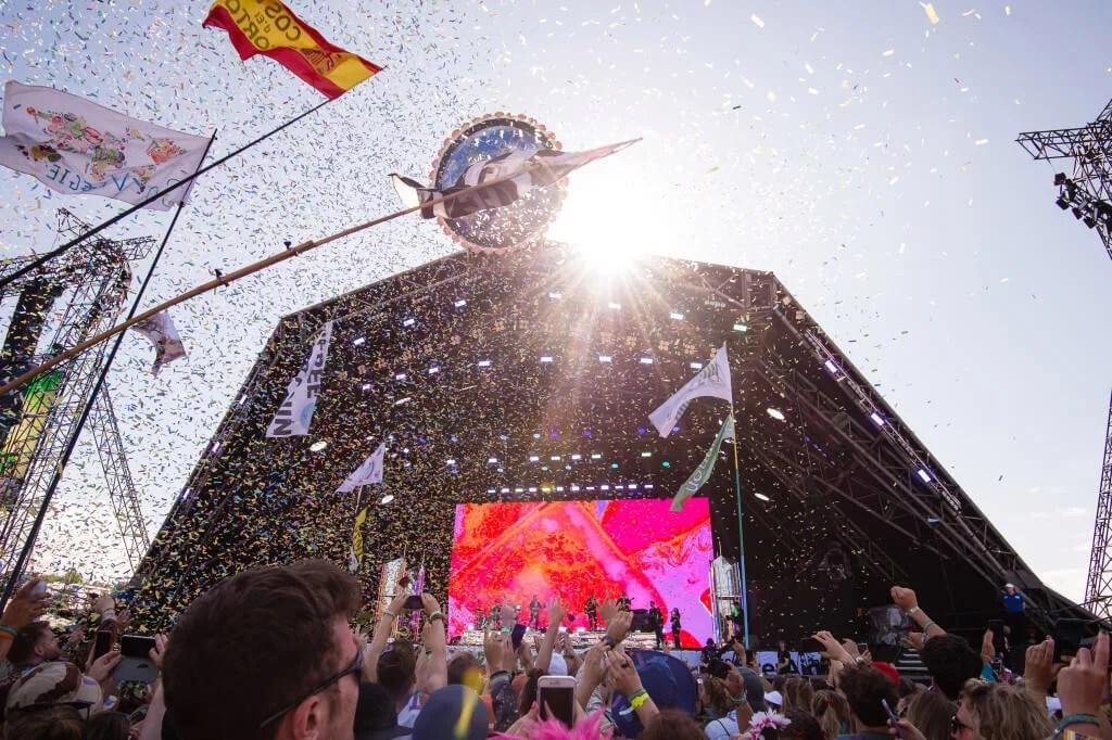 Glastonbury 2021 será un festival virtual global con HAIM, Damon Albarn, Jorja Smith y más