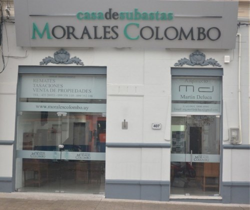 Morales Colombo Local