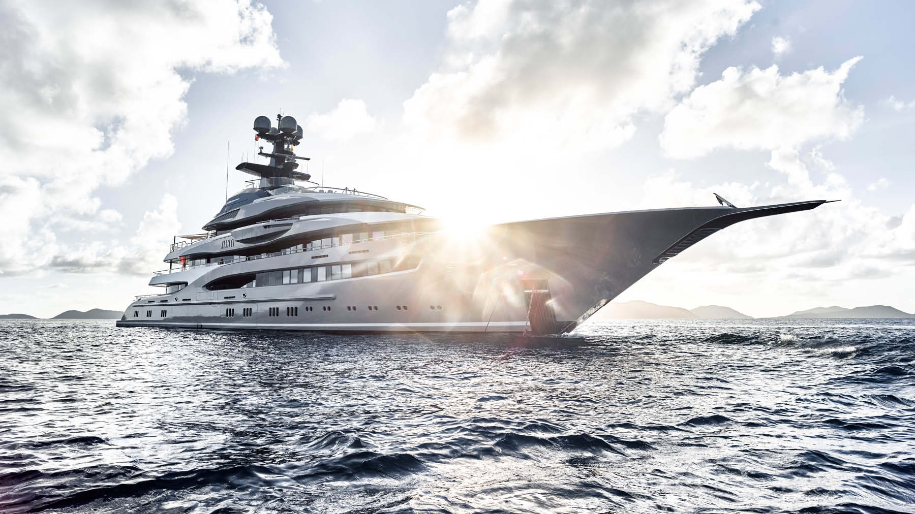Luxury Yacht Brokerage Sales Charter Construction