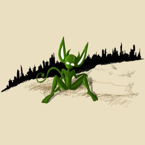 Morbid fiber Green IMP