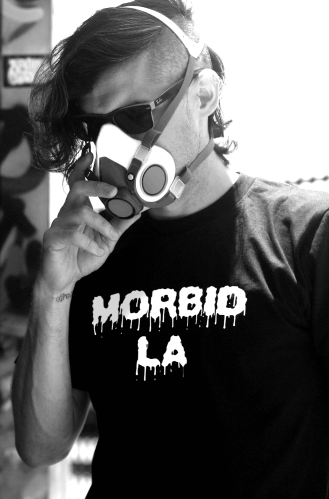 MORBID FIBER Street Artist