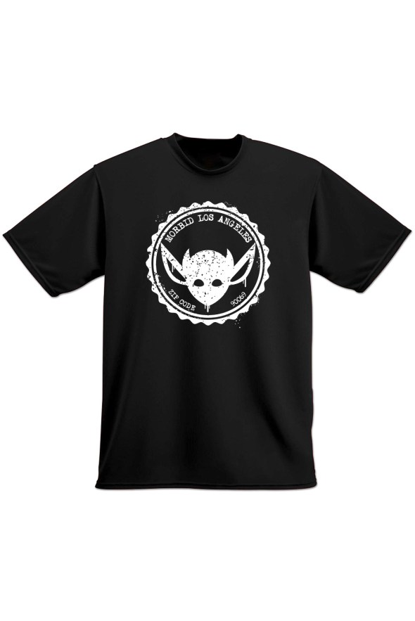 MORBID Los Angeles Clothing Streetwear Grunge Fashion Skater T-shirt
