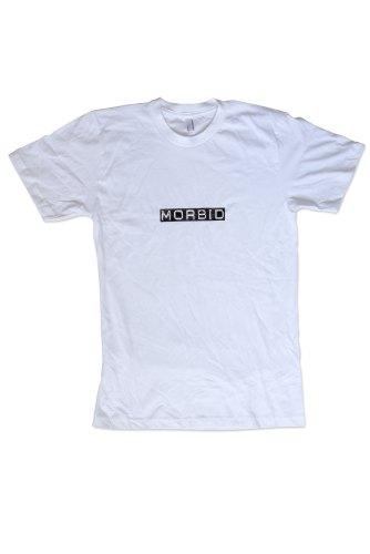 Morbid fiber White Carbon 14 B Tee Shirt