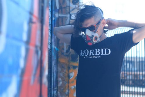 Morbid Fiber Los Angeles Streetwear 6th Street Bridge 2