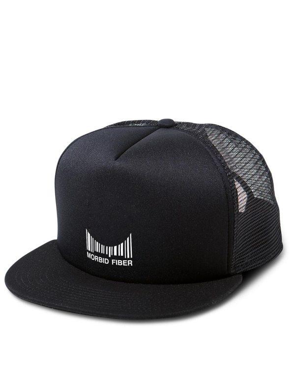 Morbid-Fiber-Los-Angeles-Streetwear-Black-Logo-Snapback