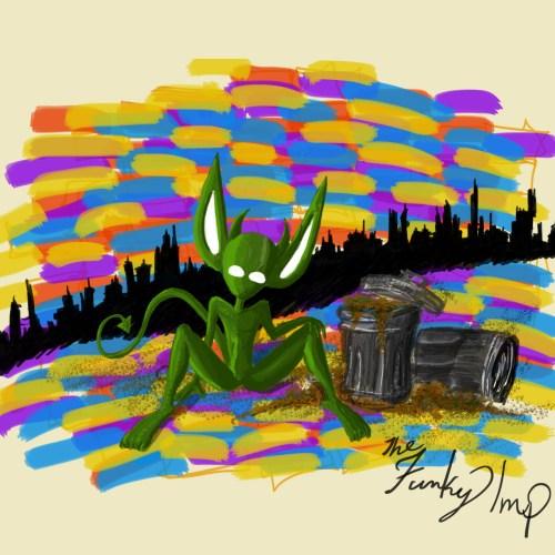 Morbid fiber The Green Imp