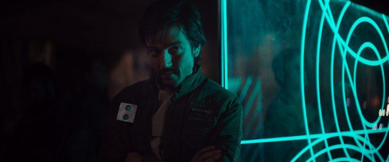 Diego Luna es el Capitán Cassian Andor, de la Alianza Rebelde