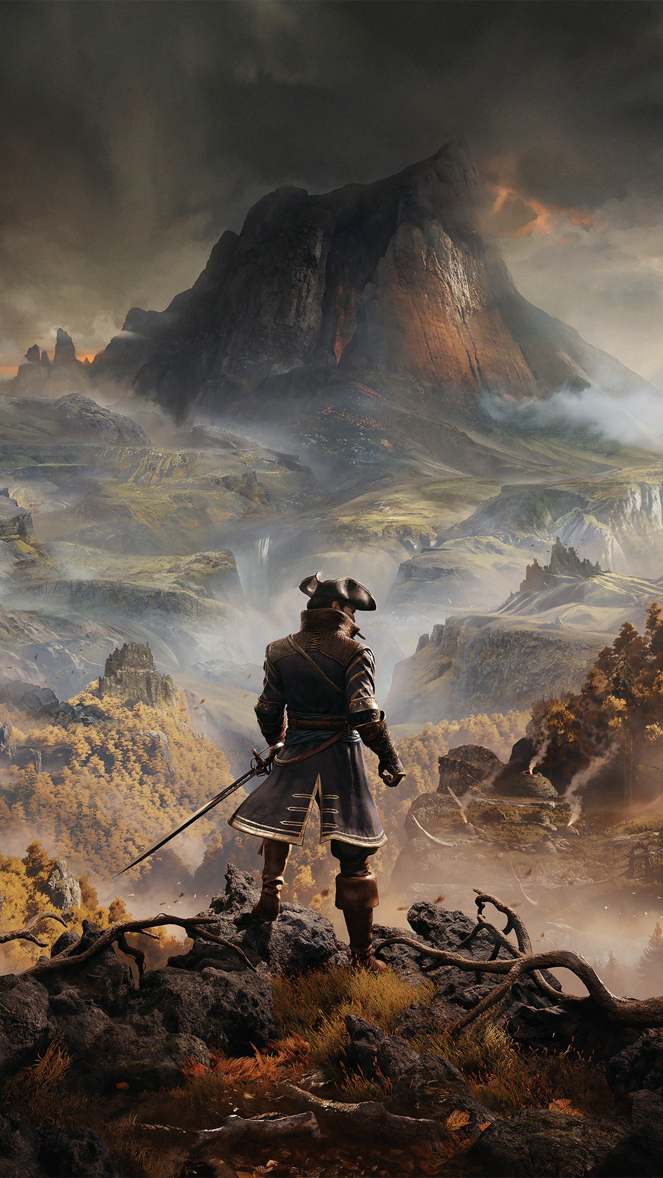 Greedfall Video Game 4k Ultra Hd Mobile Wallpaper