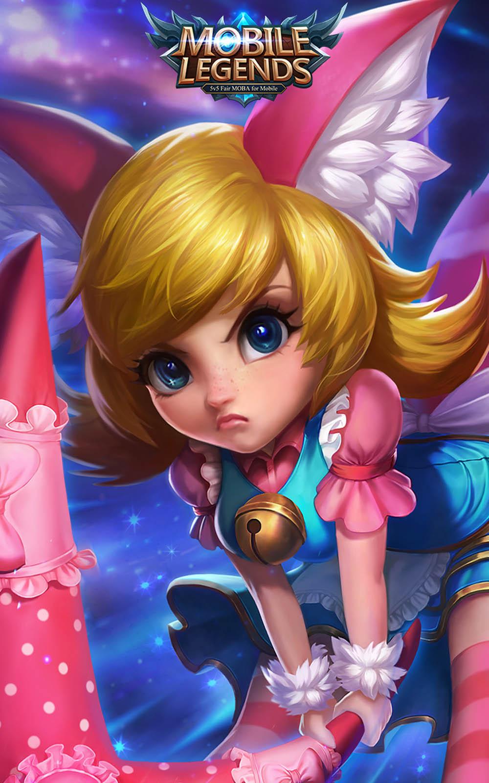 Download Nana Mobile Legends Hero Free Pure 4K Ultra HD