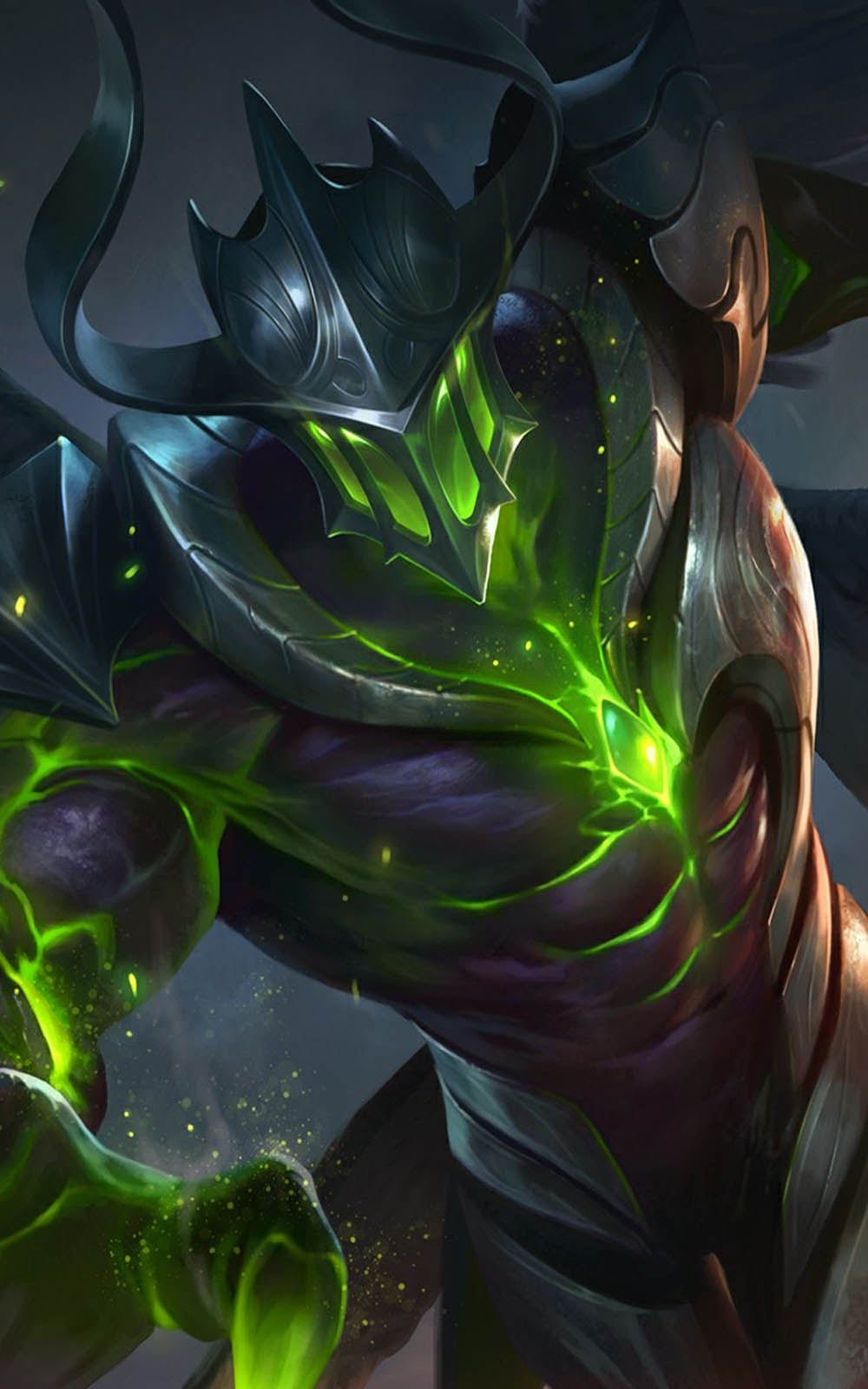 Nightstalker Argus Mobile Legends Download Free Pure 4K