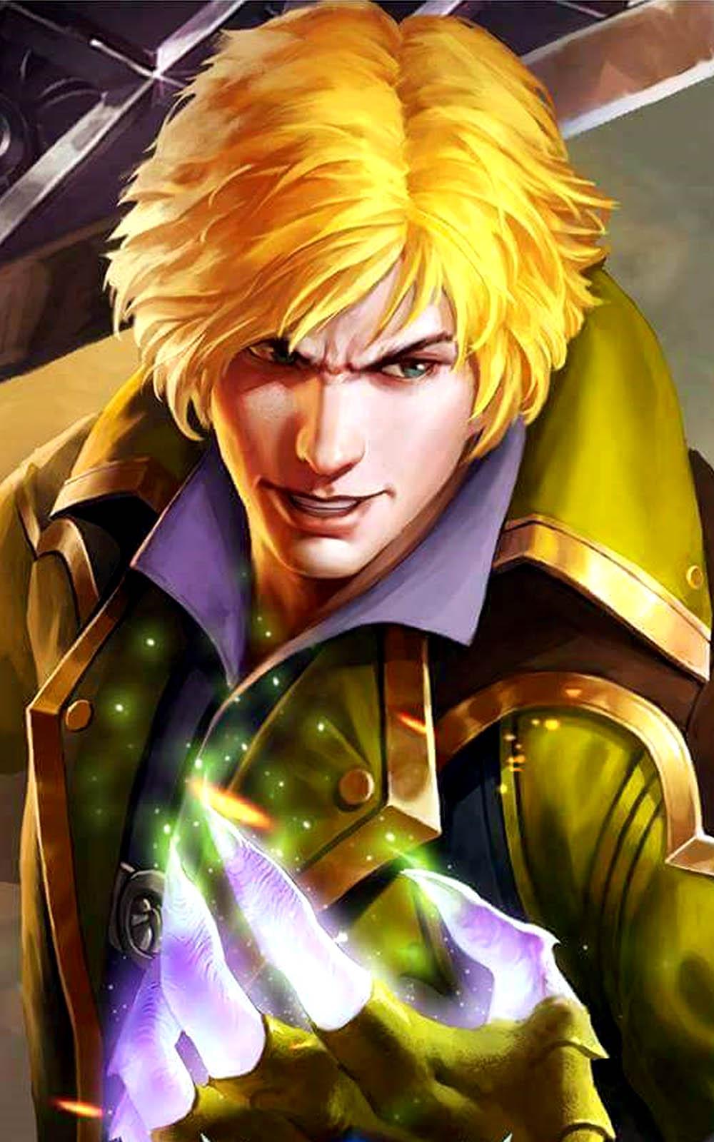 Download Lone Hero Alucard Mobile Legends Free Pure 4K
