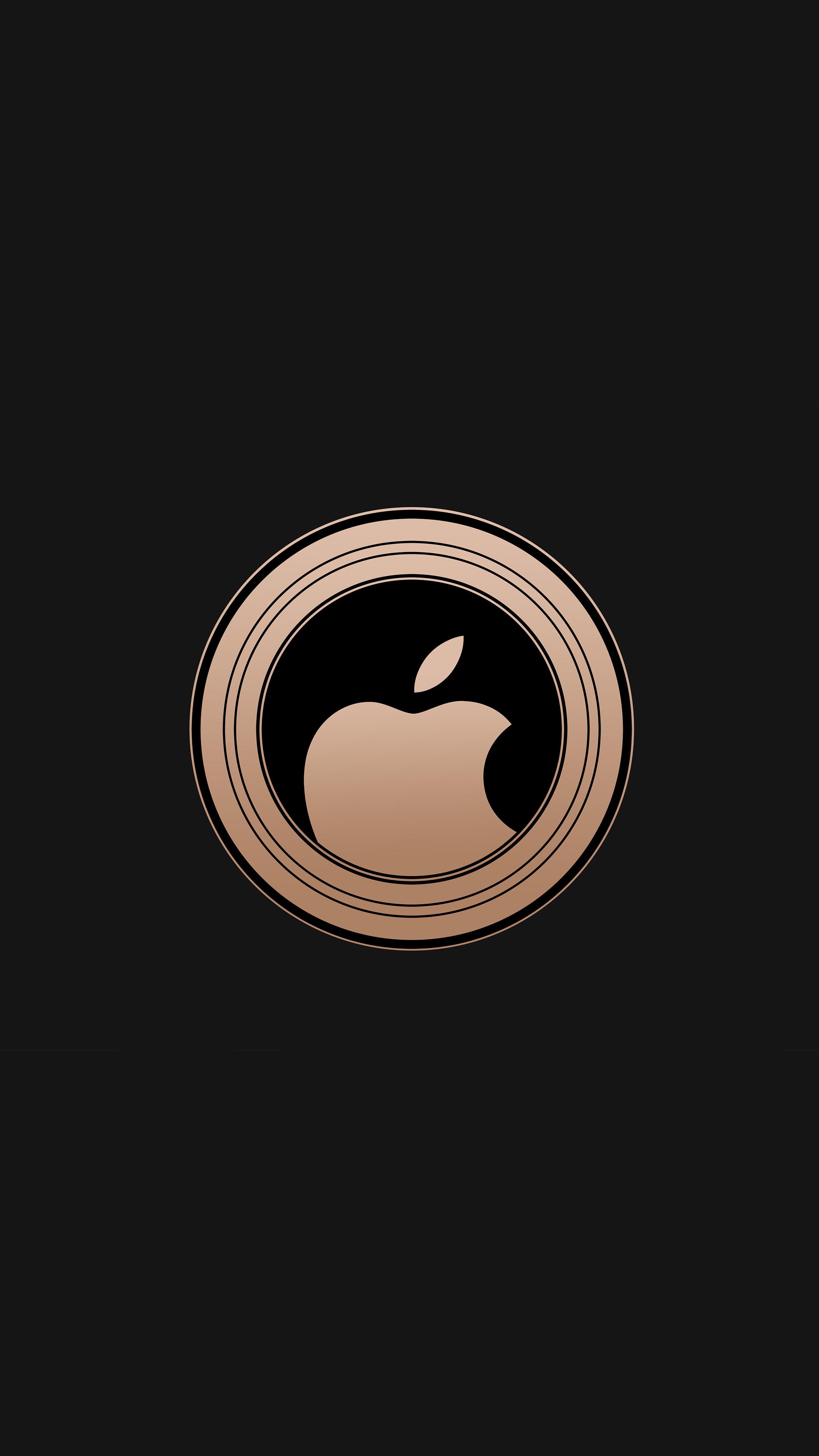 Apple Logo Iphone Xs 4k Ultra Hd Mobile Wallpaper