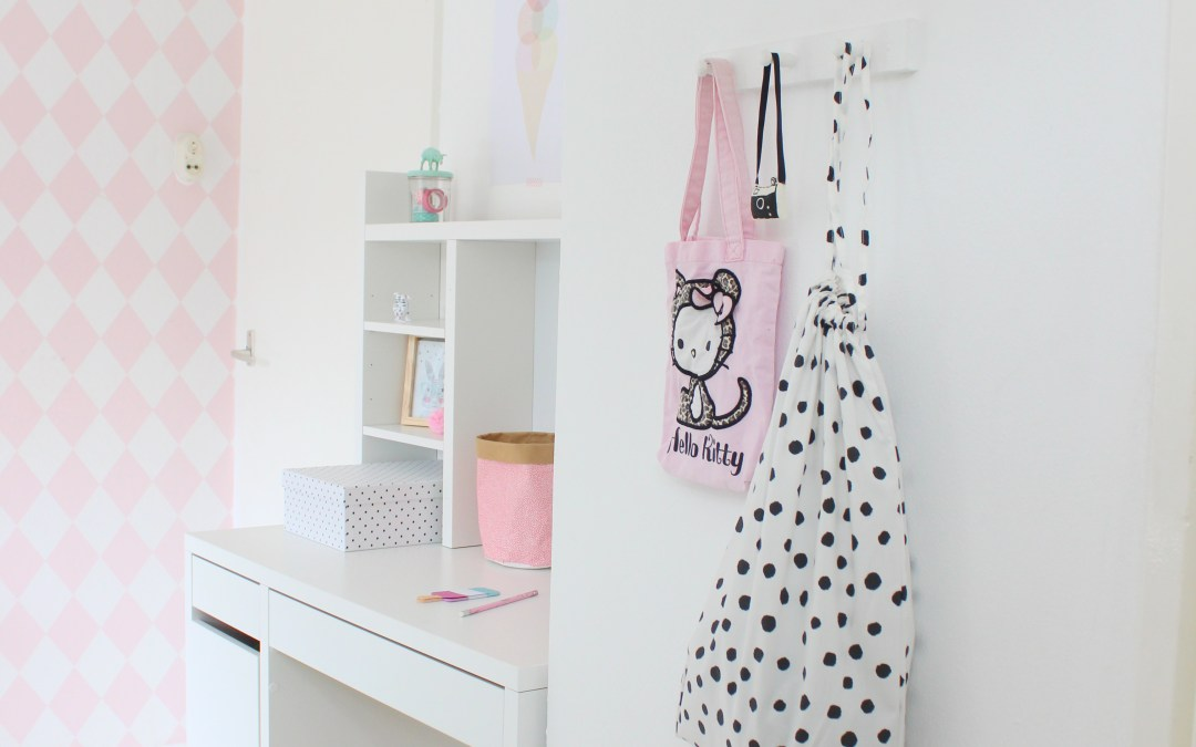 Een echte meisjeskamer…