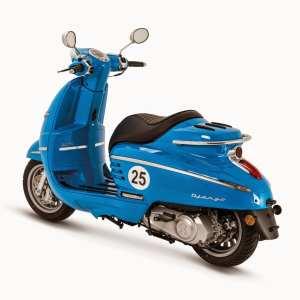 Peugeot Sport bleu
