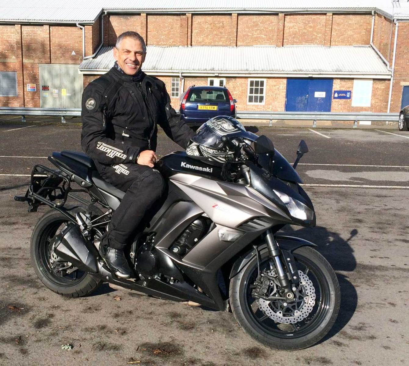 2012 Kawasaki Z1000SX