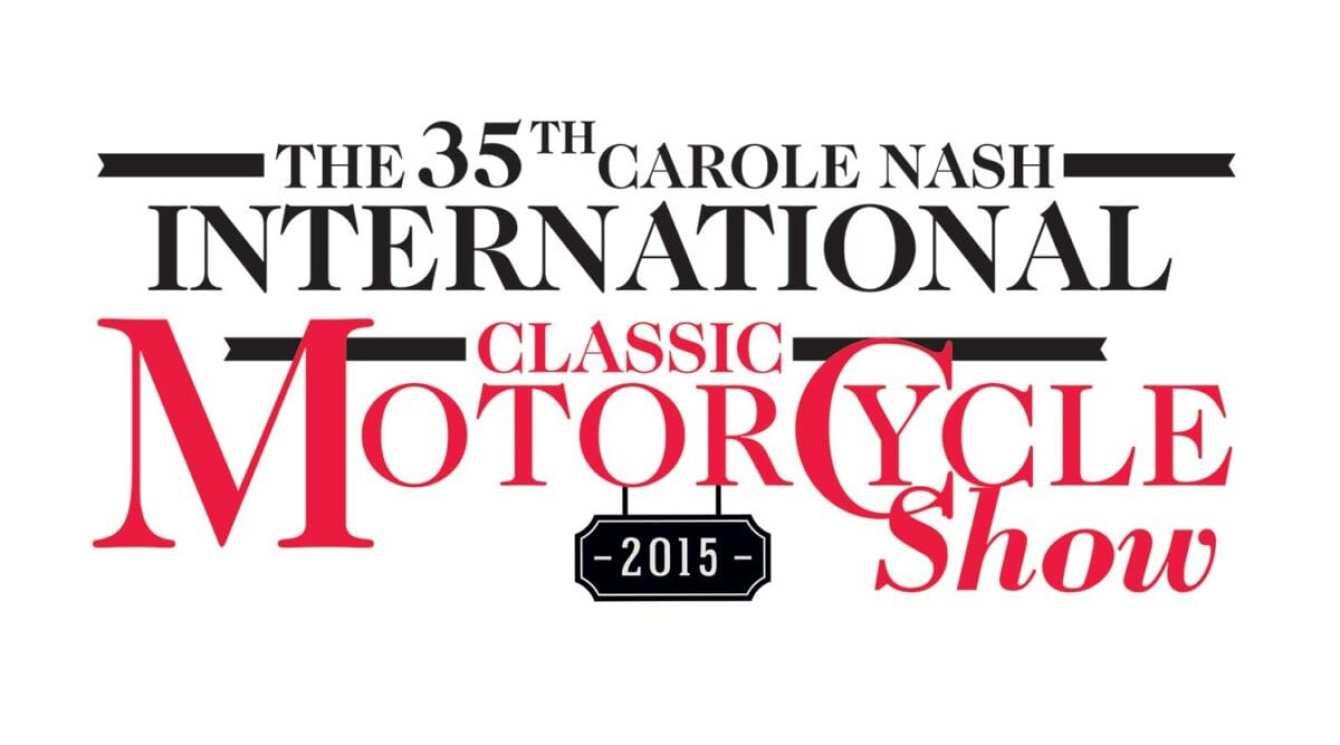 The-Carole-Nash-International-Classic-MotorCycle-Show-Logo