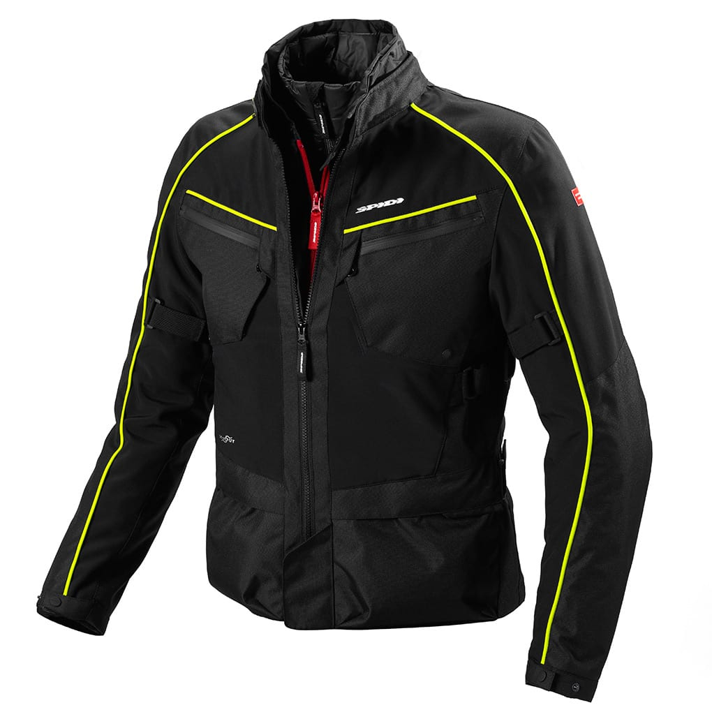 Spidi H2OUT Intercruiser jacket.