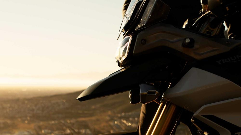 If you're looking for a Triumph Tiger then it's worth holding on for the new 900 motorcycles from Hinckley.
