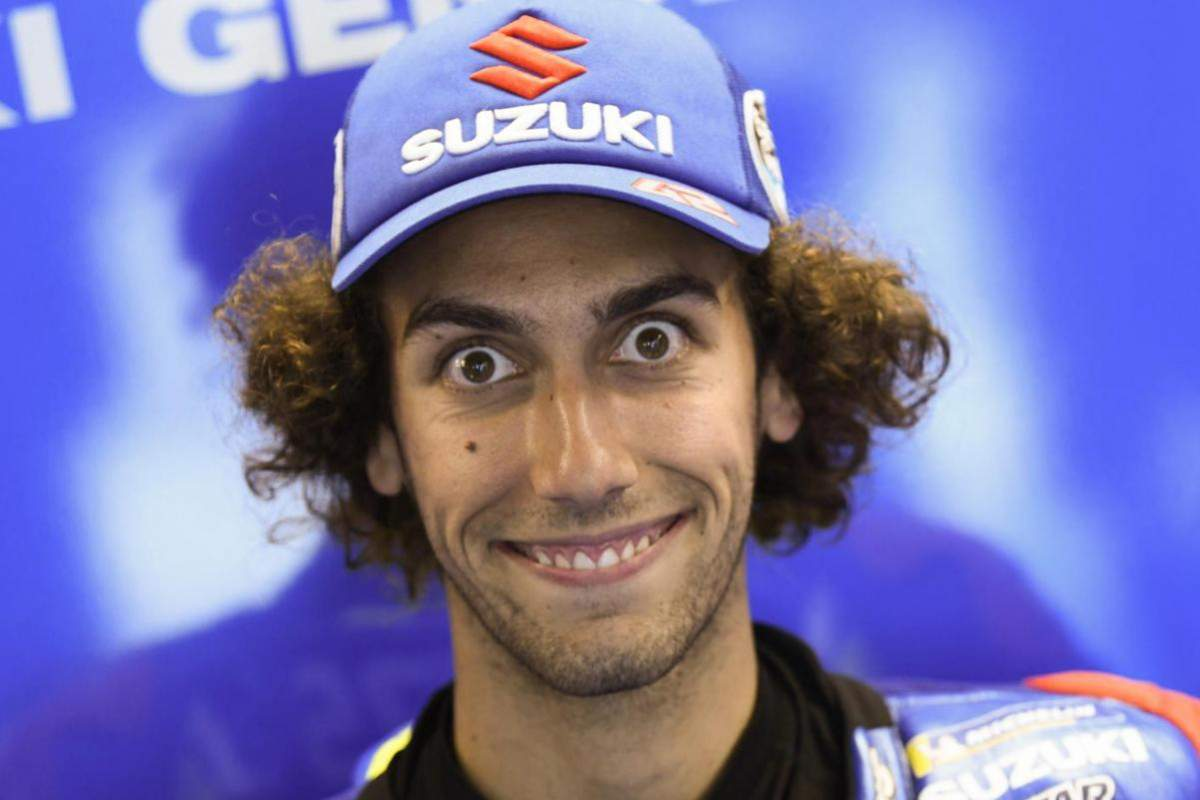 Alex Rins has signed for Suzuki, according to the Spanish rumour mill.