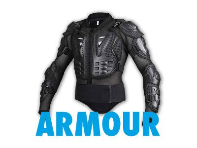 Morebikes.co.uk Kit - Armour