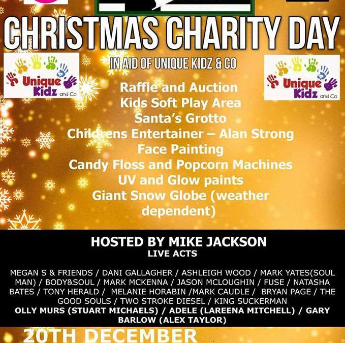 Christmas Charity Family Fun Day 2015