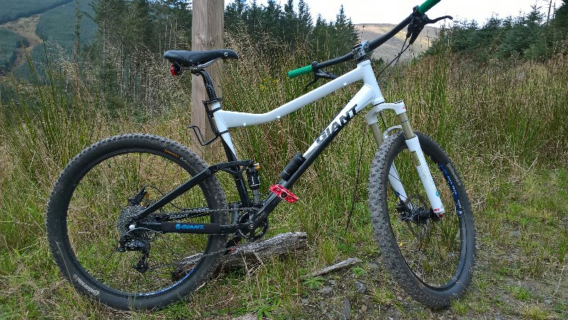 Giant Bikes Older Yukon