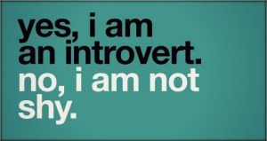 IntrovertShy