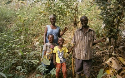 Kwame Akwaboah, Family of the Month