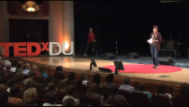 Morehshin Allahyari - TEDx talk: Collaborative Art in Countries of Conflict