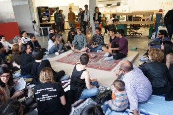 Morehshin Allahyari - Ha'm-Neshini - Eyebeam Research Residency Event: Refiguring