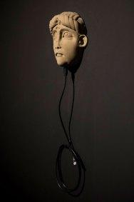 Morehshin Allahyari - Material Speculation Dead Drops - Installation Shot