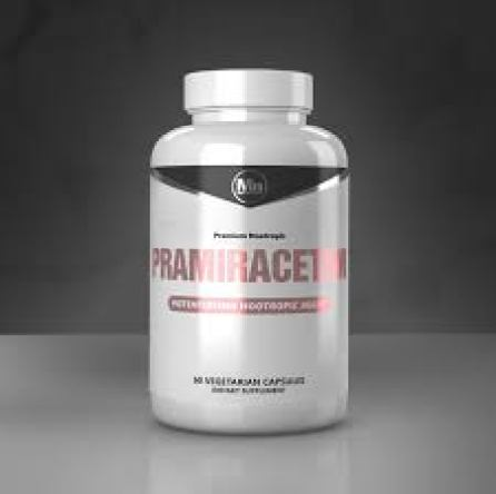 Piracetam vs Pramiracetam