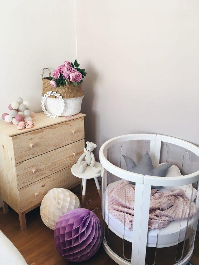 kaylula bed kids decor dječja sobica interior simplicity krevet kinderbed koljevka otroška postelja mama bloger blogerica nursery dekor